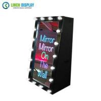 China Hot Sale Selfie Multi Touch Screen Magic Mirror Photo Booth on sale