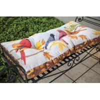 China Cabin Accents Bench Cushion - Flocked Together In the Fall SCPFTF wholesale