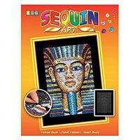 Buy cheap Sequin Art SA1606 Tutankhamun Craft Kit from KSG from wholesalers