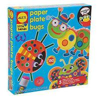 Buy cheap Alex Toys Early Learning Paper Plate Bugs Little Hands from Alex Toys from wholesalers