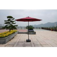 Buy cheap Solar Powered LED Bar Lighted Umbrella from wholesalers