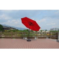 Buy cheap New Design Patio LED Light Umbrella from wholesalers