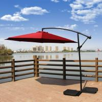 Buy cheap Hanging Offset Umbrella Patio Sun Shade from wholesalers