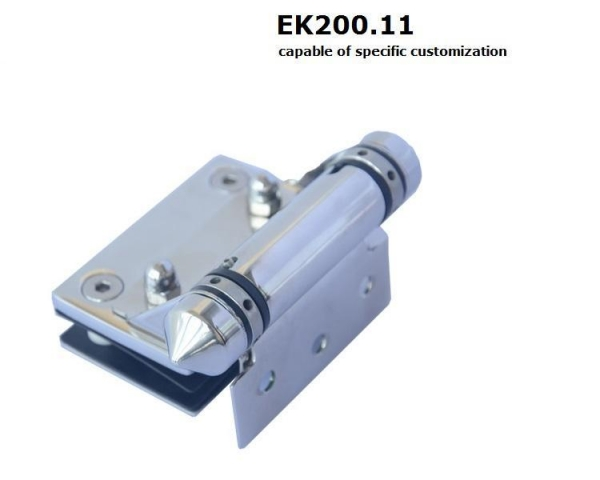Quality stainless steel spring loaded door hinge for pool fence for sale