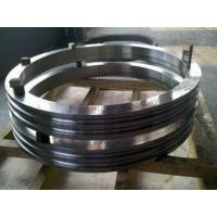 China Forging ring forged steel pipe flanges for Batu Gajah wholesale