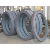 China Forging ring Supply Large Steel Cast Forging Steel Spur Gear Ring Marine forgings wholesale