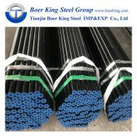 Boiler Tube Seamless Steel Pipe with HS Code, ASTM A106 High Pressure Boiler Tube Made in China