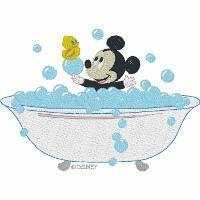 Buy cheap Design Categories BBMK7 Baby Mickey in the Tub from wholesalers