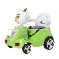 Children's car, electric ride on for kids toy vehicles