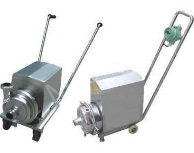 Quality Movable sanitary pump for sale
