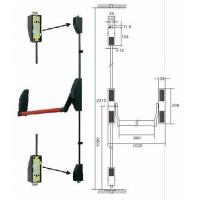 Buy cheap 1300 series Panic Exit device from wholesalers