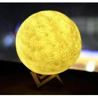 China Practical Business Gifts ABS 3D Moon Lamp wholesale