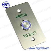 China Exit Button Access Control Exit Door Release Button with LED wholesale