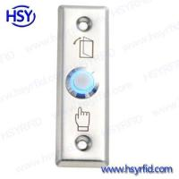 China Exit Button Push Door Release Exit Switch with LED wholesale