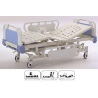 Buy cheap Cheap Single Medical Hospital Manual Crank Handling Beds for Sale from wholesalers