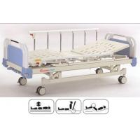 Buy cheap CheapThree-function Manual New Medical Hospital Patient Beds Suppliers for Sale from wholesalers