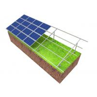 China Solar Panel Ground Mount and Rack Systems on sale