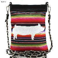 Buy cheap iPhone/Mini Messenger Bags S089-SHOW-PIG from wholesalers