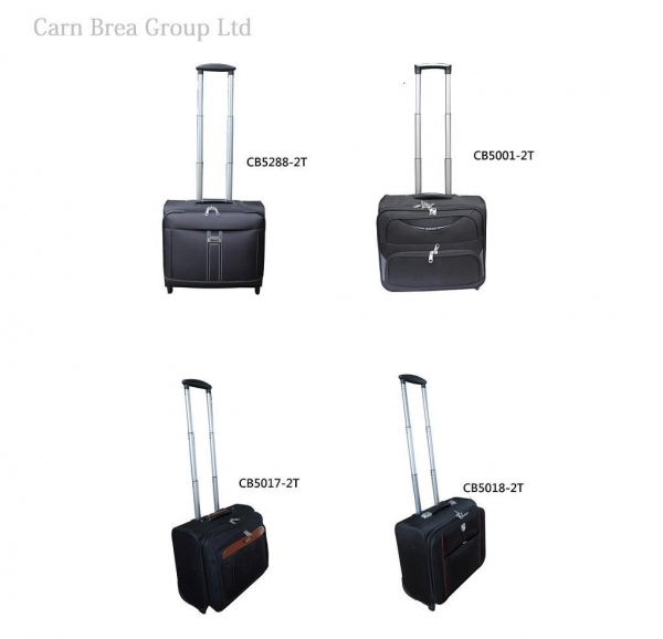 China Polyester Laptop trolley case