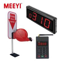China Y-30B Wireless Queue System Ticket Dispenser Receiver Keypad on sale