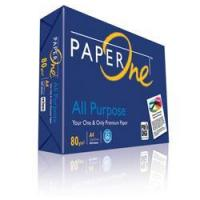 China Paper One Premium Paper A4 80GSM/75GSM/70GSM 102-104% wholesale