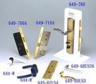 China CENTER LOCK, ROLLING SHUTTER LOCKS (P0600-03) wholesale