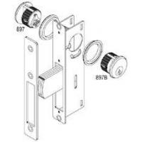 China NARROW STILE DEAD LATCHES (P0600-01) wholesale
