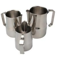 China Stainless Steel Manual Italian Milk Frothing Pitcher on sale