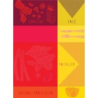 Buy cheap Office-Travel French Artists Club - Kitchen Woven Towel- Cuisine from wholesalers