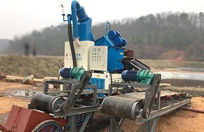 Quality Slurry Treatment System for sale