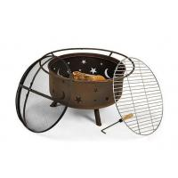 China Heavy Duty Fire Pit Ring on sale