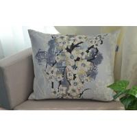China Stress Free Memory Foam Throw Pillow wholesale