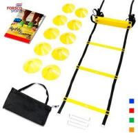 China Outdoor Sports Coordination Speed agility ladder wholesale