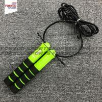 China Gym Equipment Exercise Workout Digital Counting Jump Rope wholesale