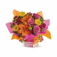 China Rosy Birthday Present wholesale