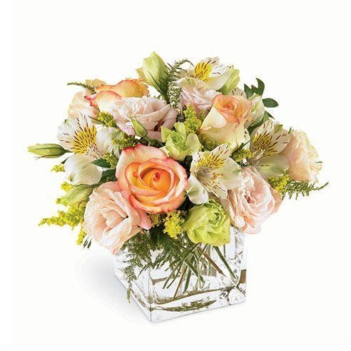 Quality Wonders Pastel Flower Bouquet for sale