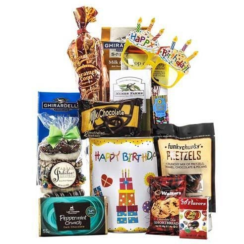 Quality Jubilee Birthday Gift Basket for sale