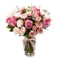 Buy cheap Pastel Lavender Rose Bouquet Pastel Lavender Rose Bouquet from wholesalers