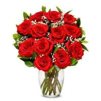 Buy cheap 12 Long Stem Roses In A Box from wholesalers