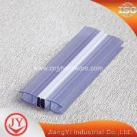 China Rubber PVC material curved shower screen seal on sale