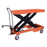 Buy cheap Manual Lift Tables PTD1000 from wholesalers