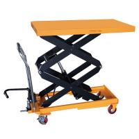 Buy cheap Manual Lift Tables PTS800 from wholesalers