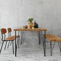 Buy cheap Dining table (Hairpin legs) from wholesalers
