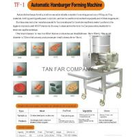 Buy cheap Auto buger forming machine from wholesalers