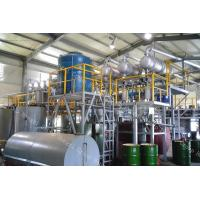 Buy cheap Continuous Tyre /Plastic Pyrolysis Technology Process from wholesalers