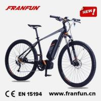 China Electric mountain bike 48V500W PAS assistant 29*2.2 wheels dirt bike electric on sale