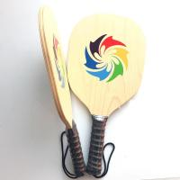 Buy cheap Maple Wood Pickleball Paddle from wholesalers