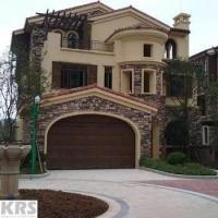 China KRS-Aluminum Glass Garage Doors wholesale