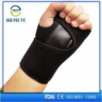 China Silicon wrist brace support bands custom wholesale