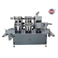 Label Making Machines MYG-320 Label Hot Foil Stamping Die Cutting Machines